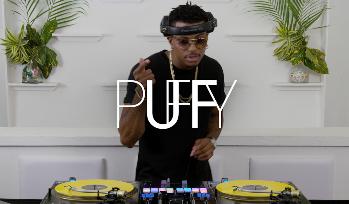 DJ Puffy performance video with DJM-S11