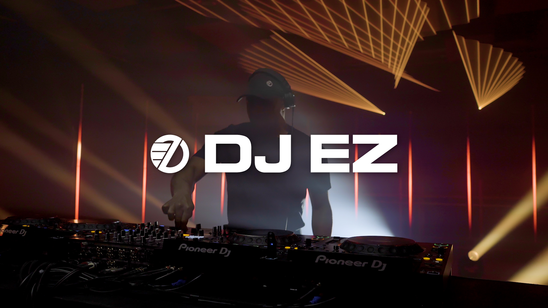 DJ EZ perform an exclusive set on the CDJ-3000