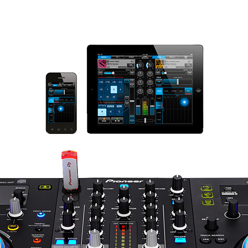 XDJ - USB playback