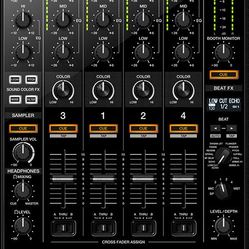 DDJ-1000 Brand New FX