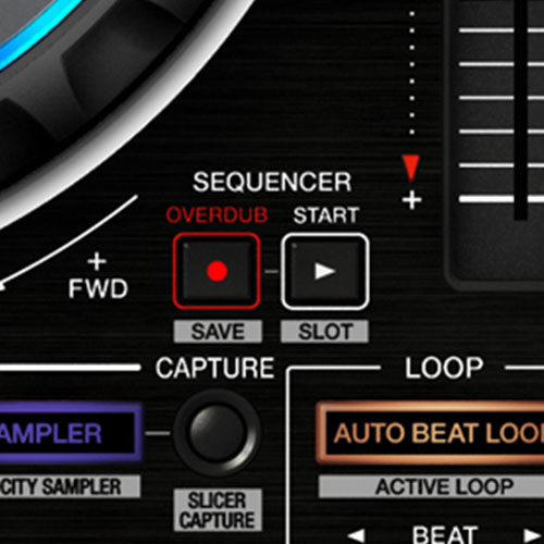 DDJ-RZ - Sequencer