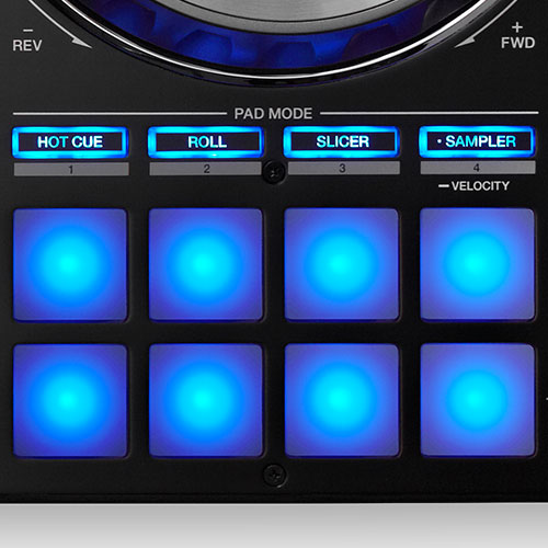 Performance pads DDJ-SX