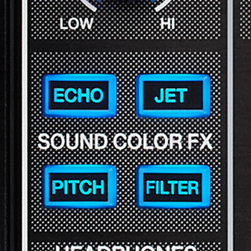 Sound Color FX