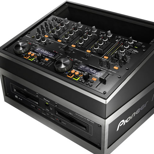 Combo DJM-4000 and MEP-4000