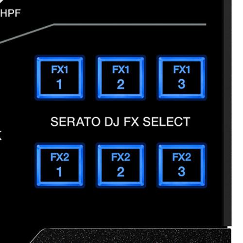 DJM-S9 2-channel battle mixer for Serato DJ Pro (black