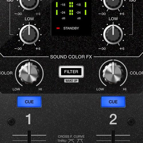 DJM-S3-filters