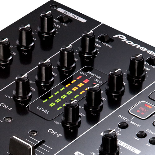 EQ isolator DJM-350
