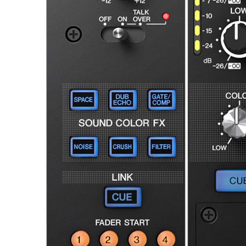 Sound Color FX DJM-900SRT