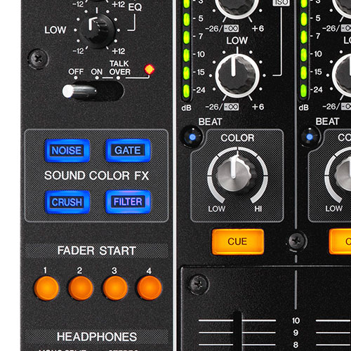 Sound Color FX DJM-850