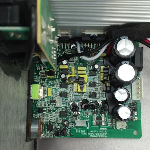 BULIT AB Bi-amp