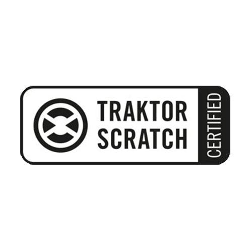 TRAKTOR Scratch certified
