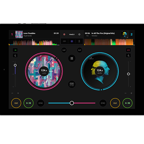 WeDJ for Android Mobile DJ app for Android™ (DJ app) - Pioneer DJ