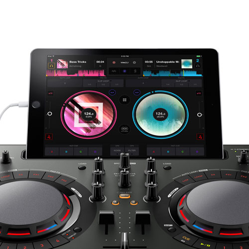 tactile-control-with-ddj-wego4
