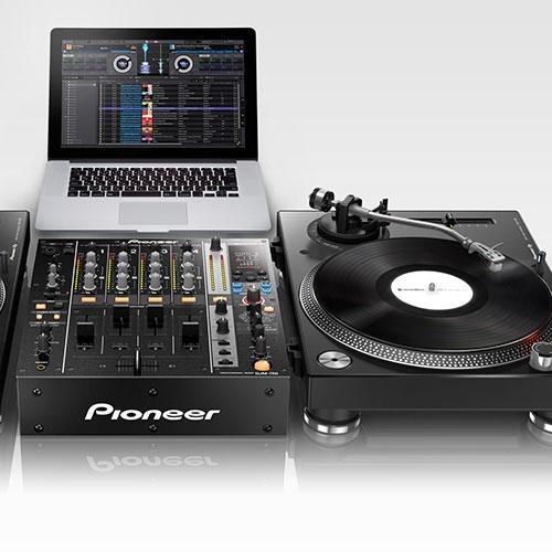 plx-500-djm-750-set