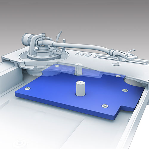 Sound design PLX-1000