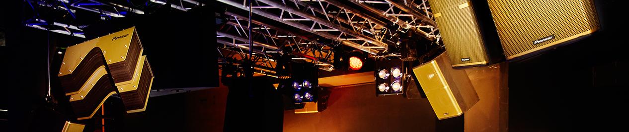 Pro Audio at BOOOM Ibiza