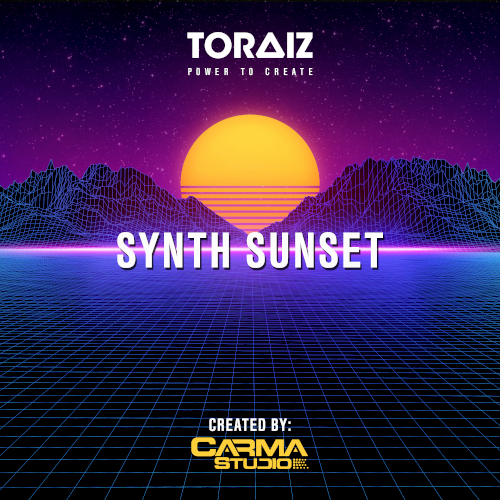 Synth Sunset