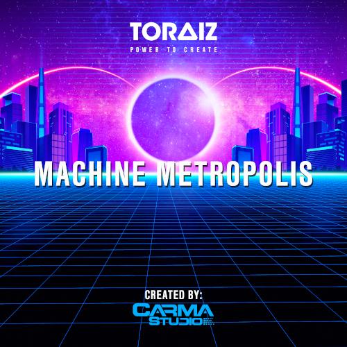 Machine Metropolis