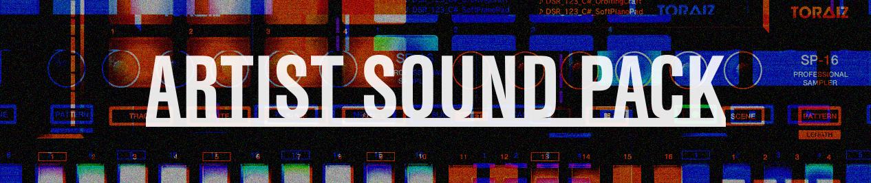 TORAIZ Artist Sound Pack