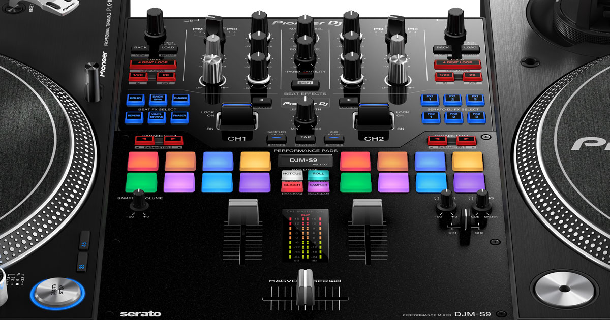 battle ready two channel mixer for serato dj gives you the power to personalise news. Black Bedroom Furniture Sets. Home Design Ideas