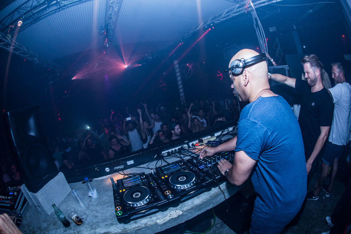 August 2015 - Dennis Ferrer - Viva Warriors - pic2