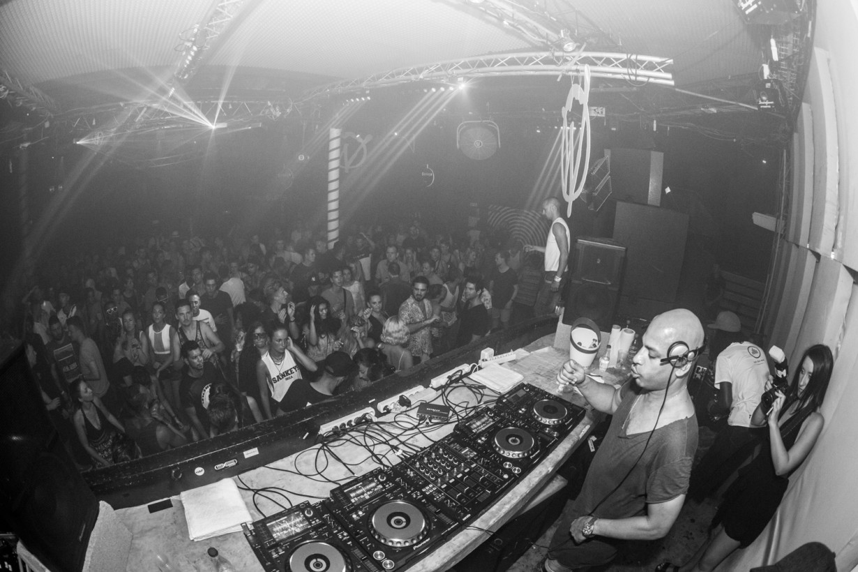 August 2015 - Dennis Ferrer - Viva Warriors - pic4