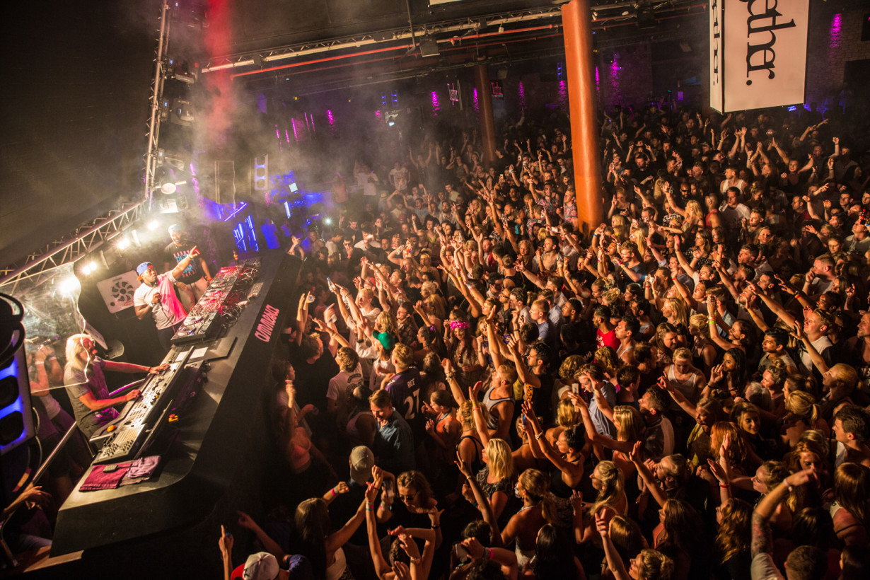 July 2015 - Together & Defected in the house  - pic6