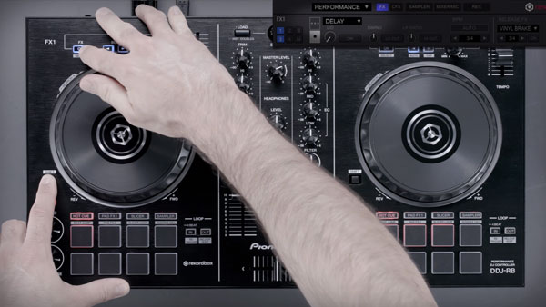 DDJ-RB Tutorial 5 - FX