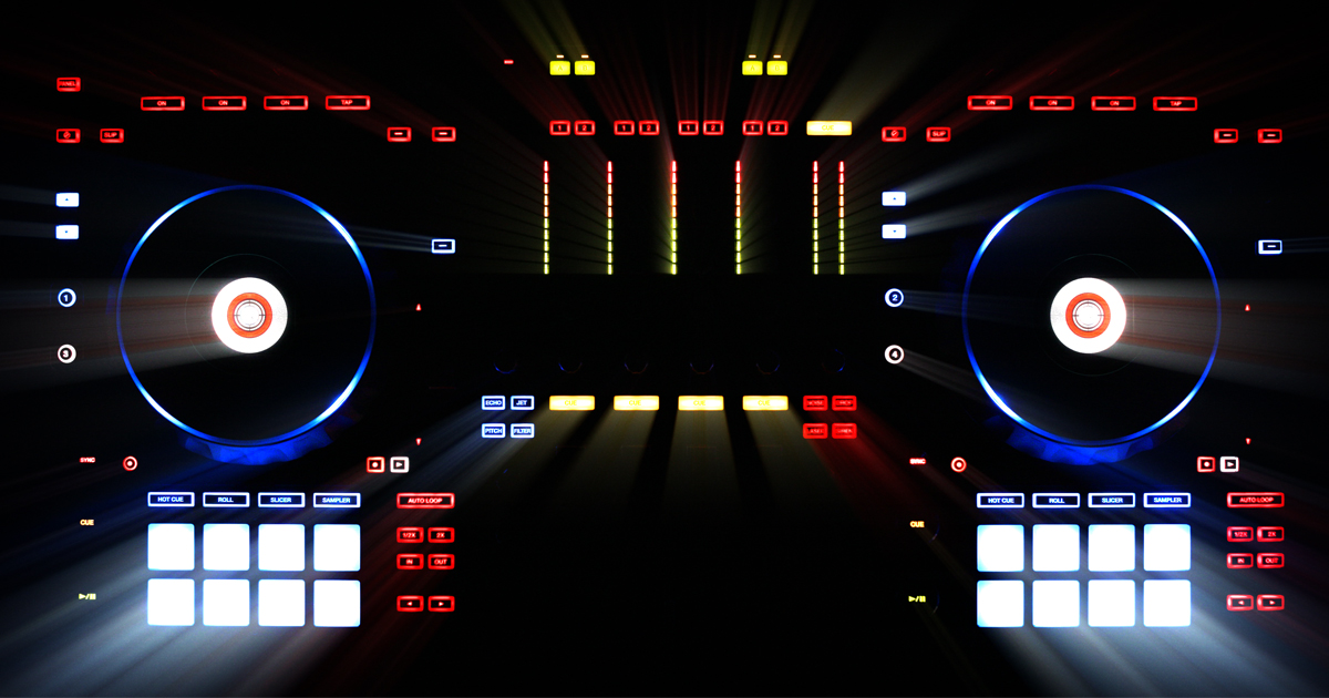 freedom to control meet the ddj sz2 controller with dedicated controls for new serato dj. Black Bedroom Furniture Sets. Home Design Ideas