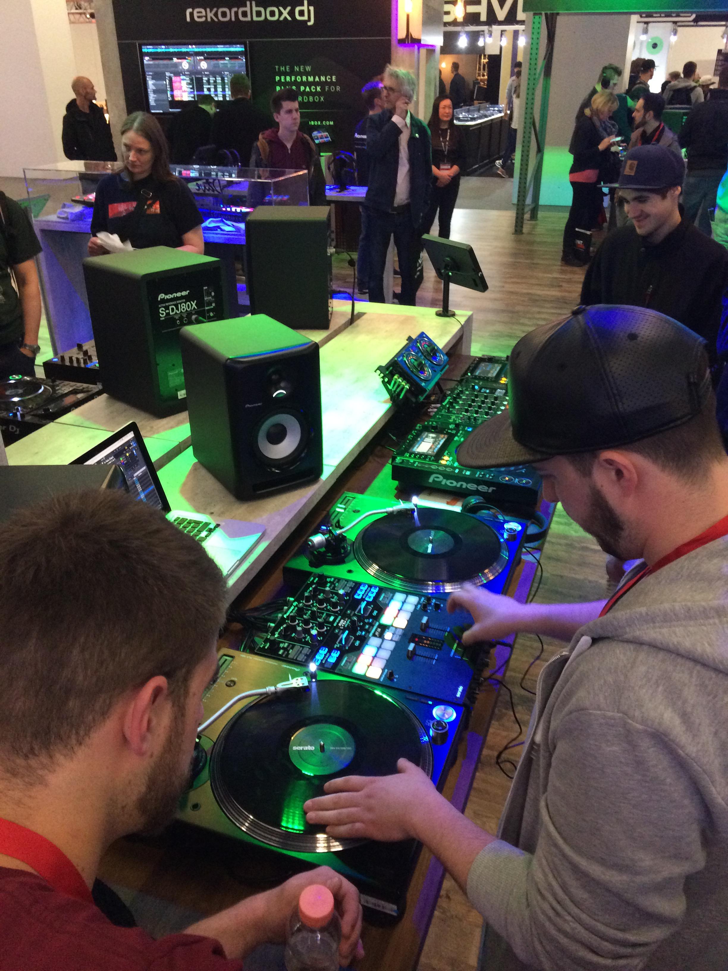 musikmesse-plx-1000-djm-s9-setup