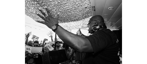Float your boat - Carl Cox