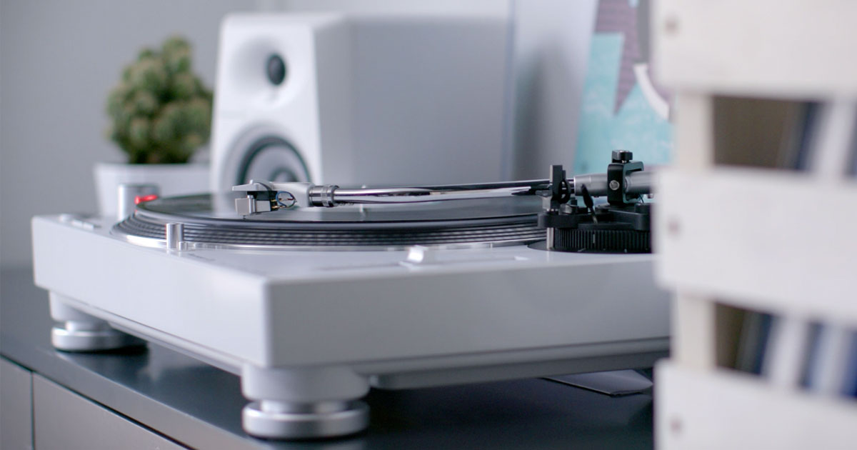 Vinyl Revolution Introducing The Plx 500 Direct Drive