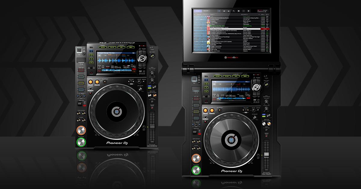 pioneer dj cdj-2000nxs2 firmware update