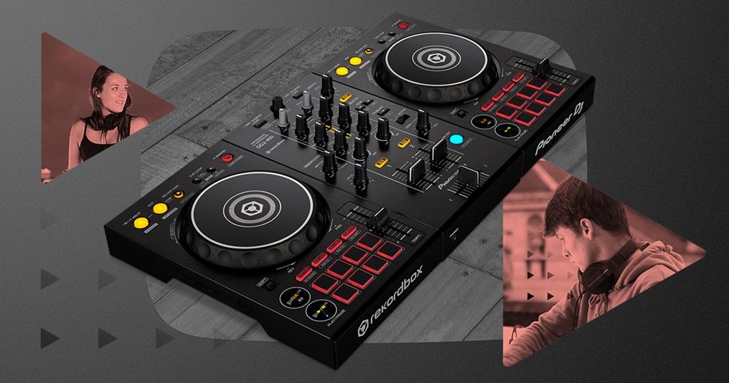 Domina los aspectos fundamentales: conoce el controlador DDJ-400 para  rekordbox dj - Noticias - Pioneer DJ Noticias