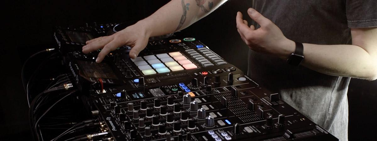 Performance de Dirty Secretz con DJS-1000 paso a paso