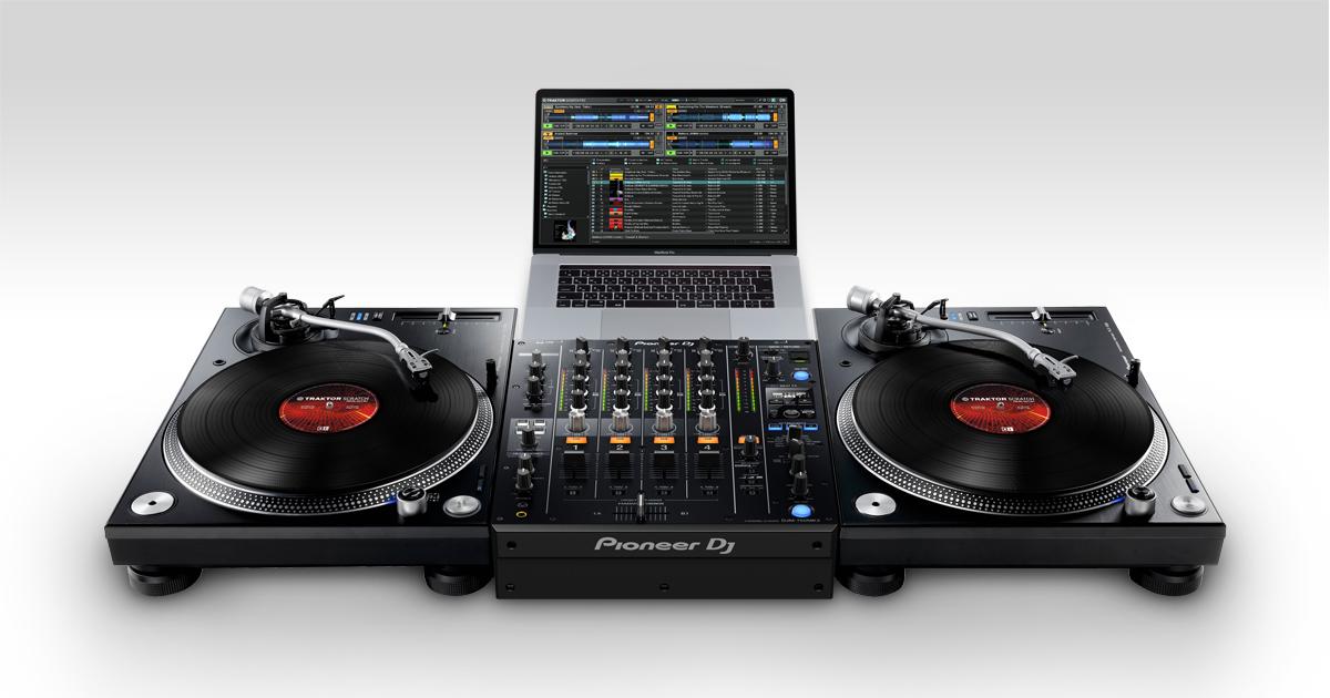 New TRAKTOR compatibility for CDJ-TOUR1 and latest DJM