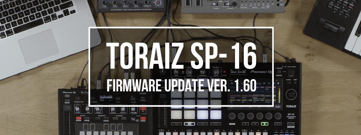 tsp-16 firmware update ver160