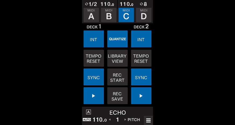 Touch MIDI