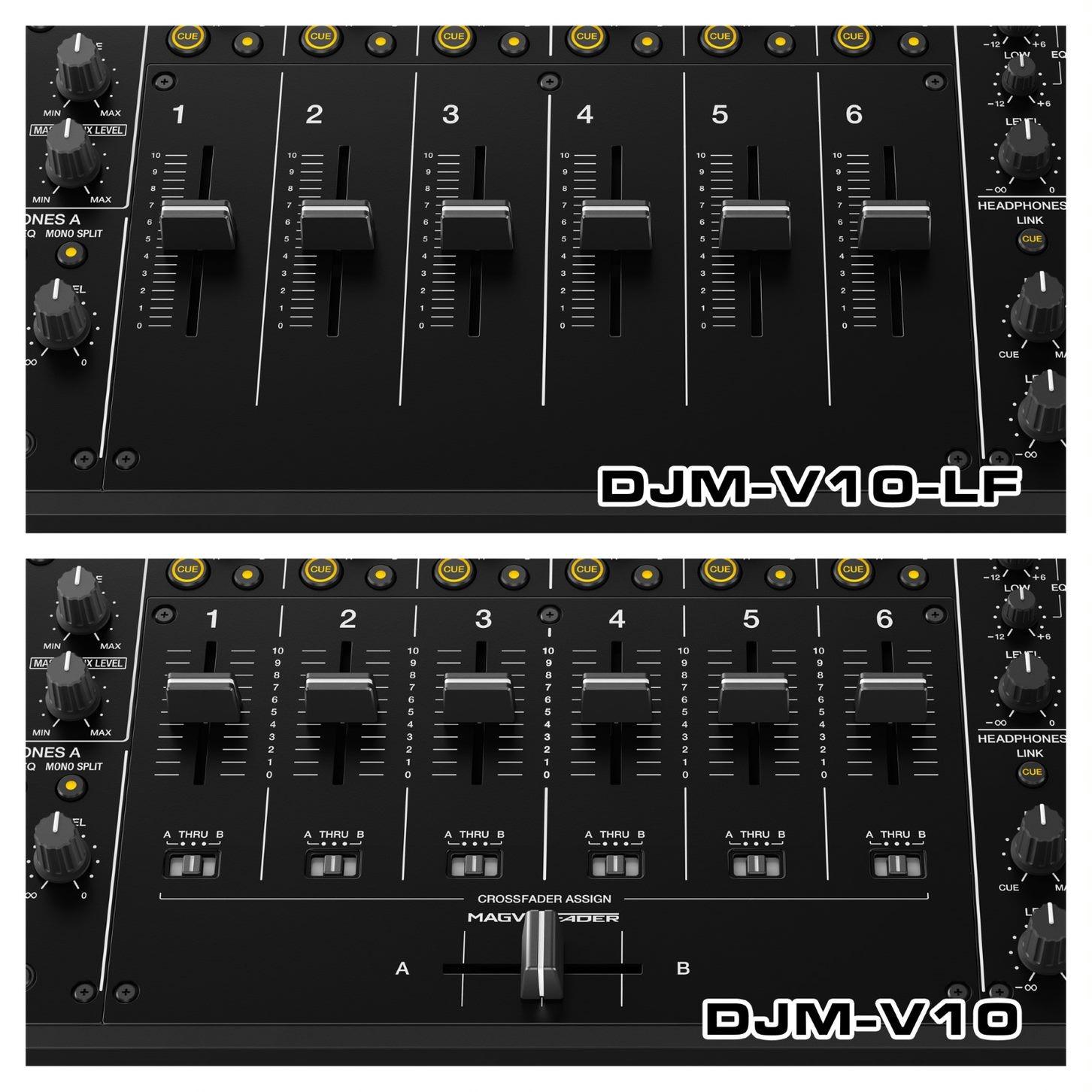 DJM-V10 and DJM-V10-LF