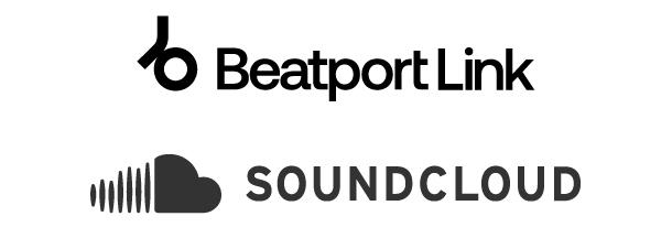 beatport link and soundcloud go+