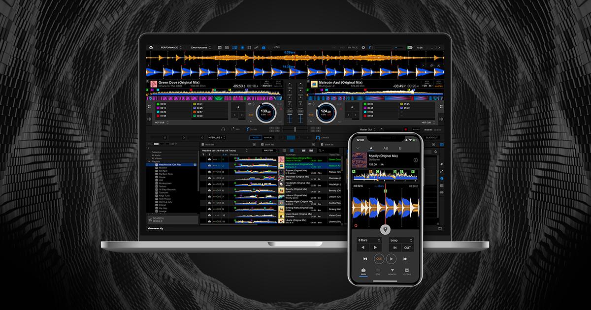 ה-Rekordbox החדש מציג ניהול ספריות ענן מ-Pioneer dj