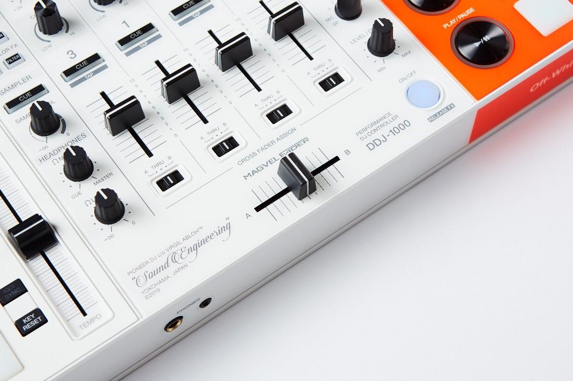 DDJ-1000-OW collaborative controller