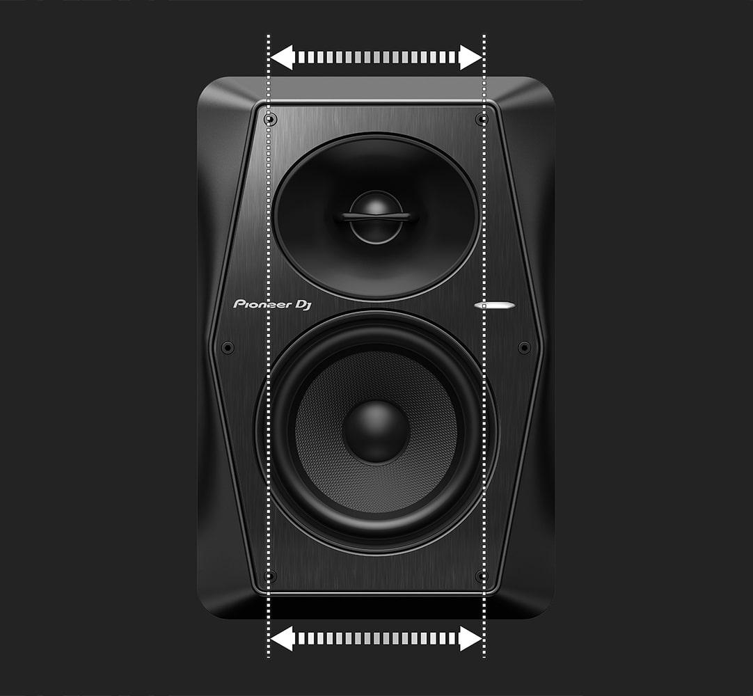VM Speaker constant directivity horn