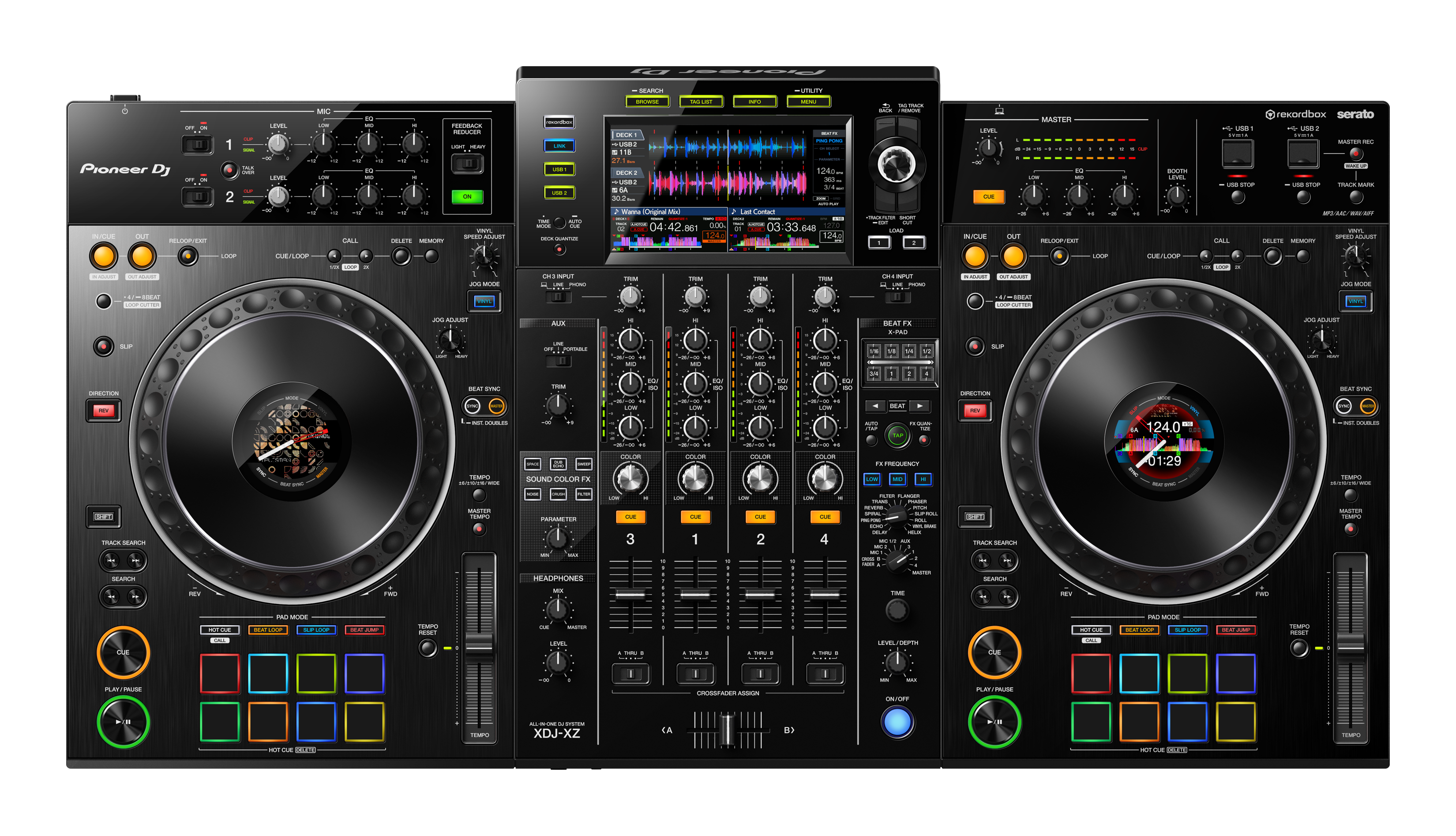 Pioneer's New XDJ-XZ Controller Is Officially Here - EDMTunes