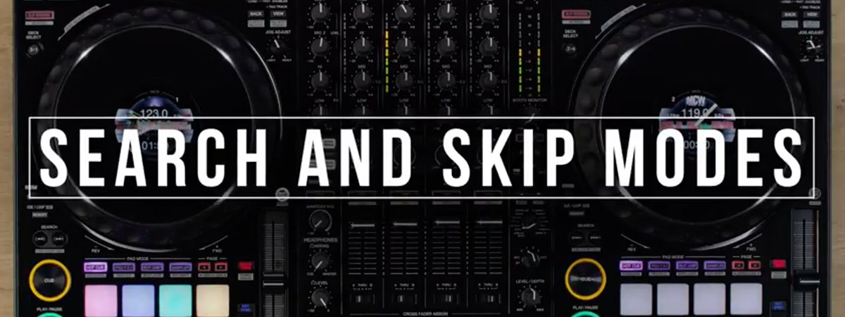 ddj-1000-search-and-skip-modes-tutorial