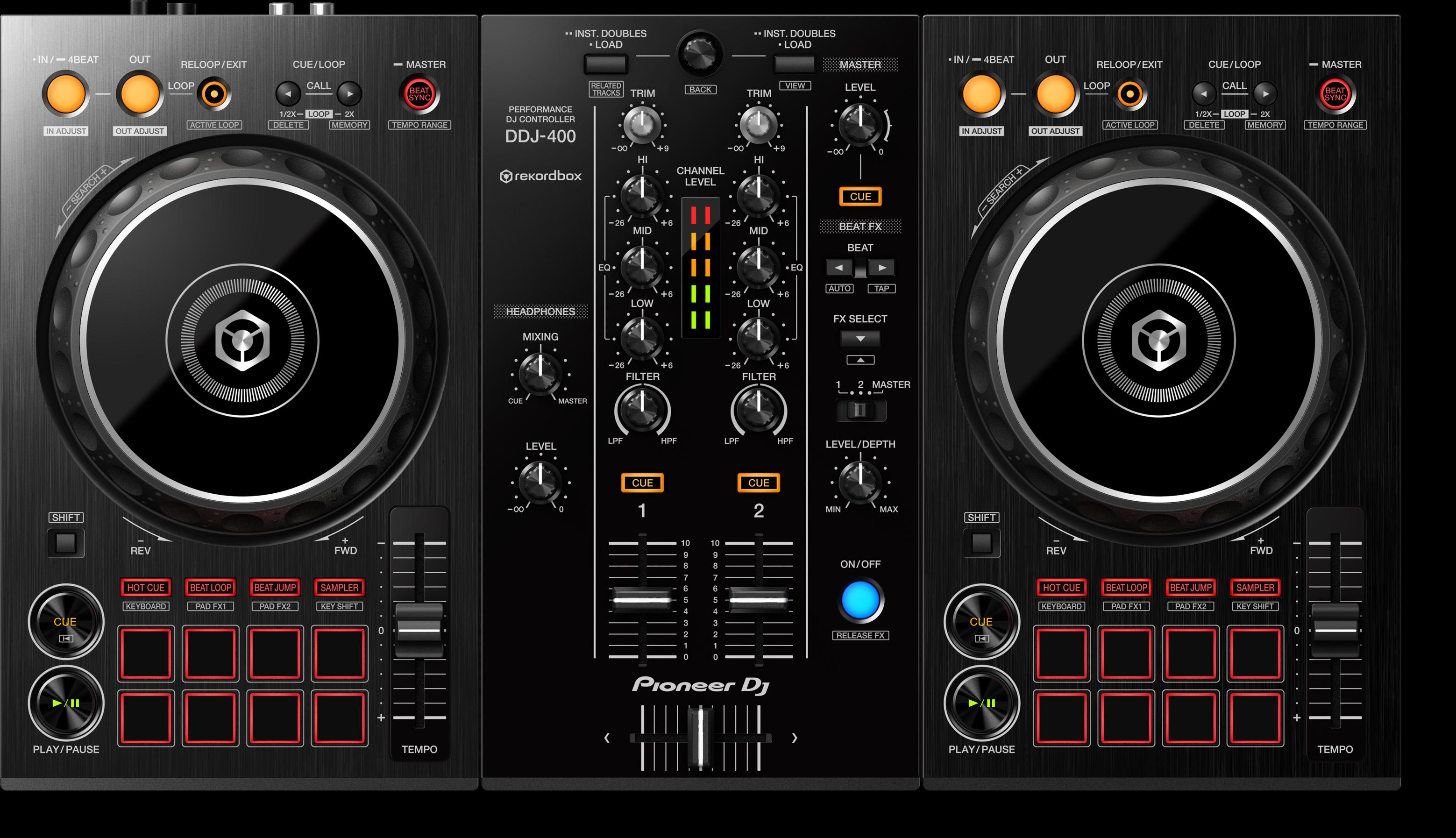 Review: Pioneer DDJ-400: De DJ-controller voor de beginner die net wat meer wilt!