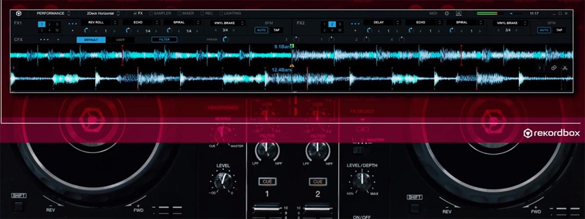 DDJ-400 Tutorial - How to drop mix