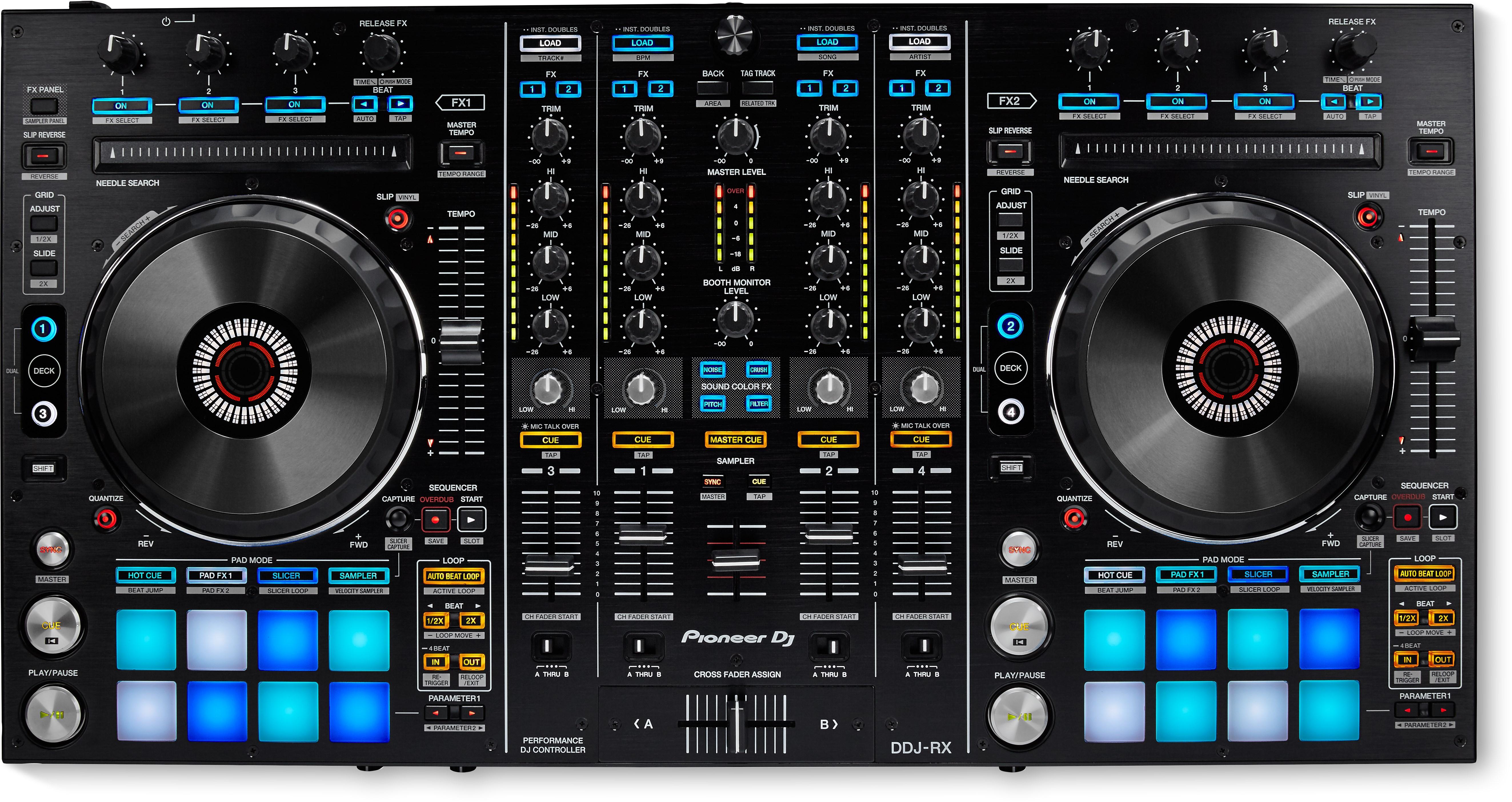 LATEST PIONEER DJ EQUIPMENT