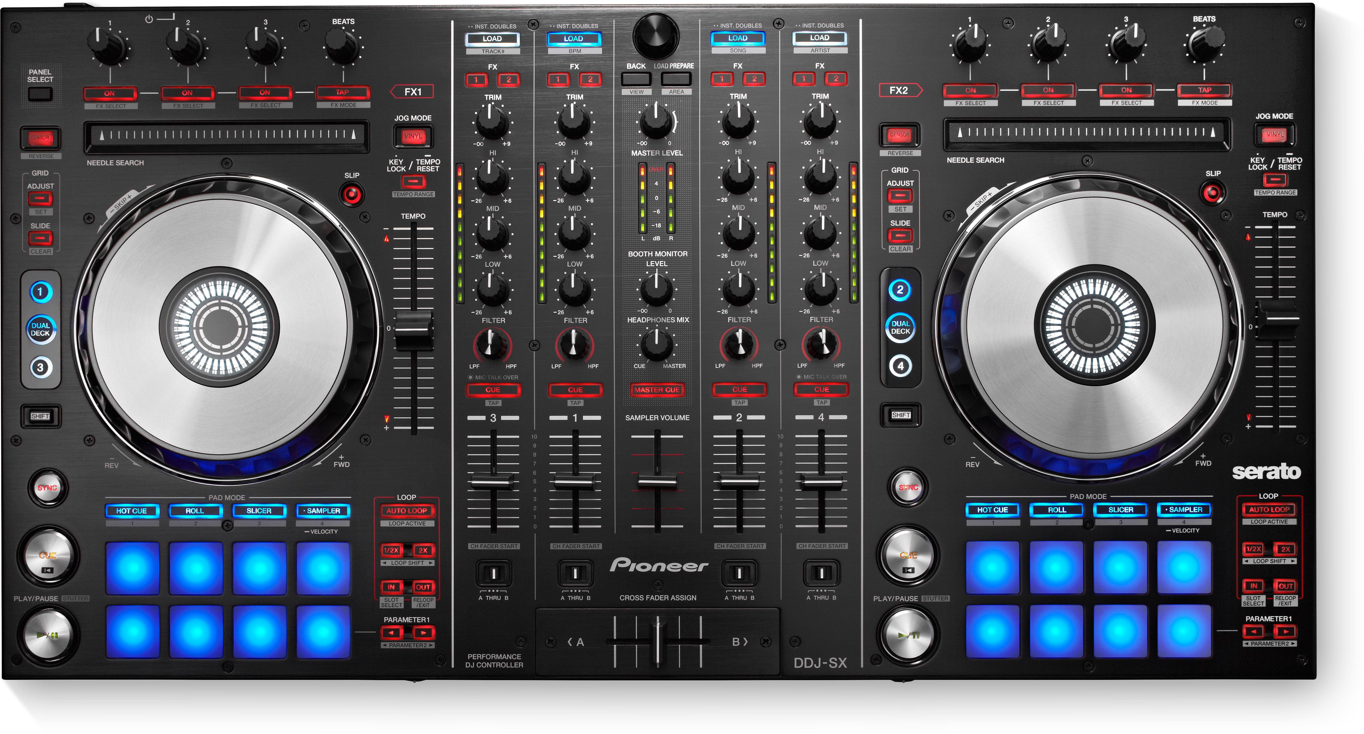 Download firmware or software for DDJ-SX - Pioneer DJ - Global