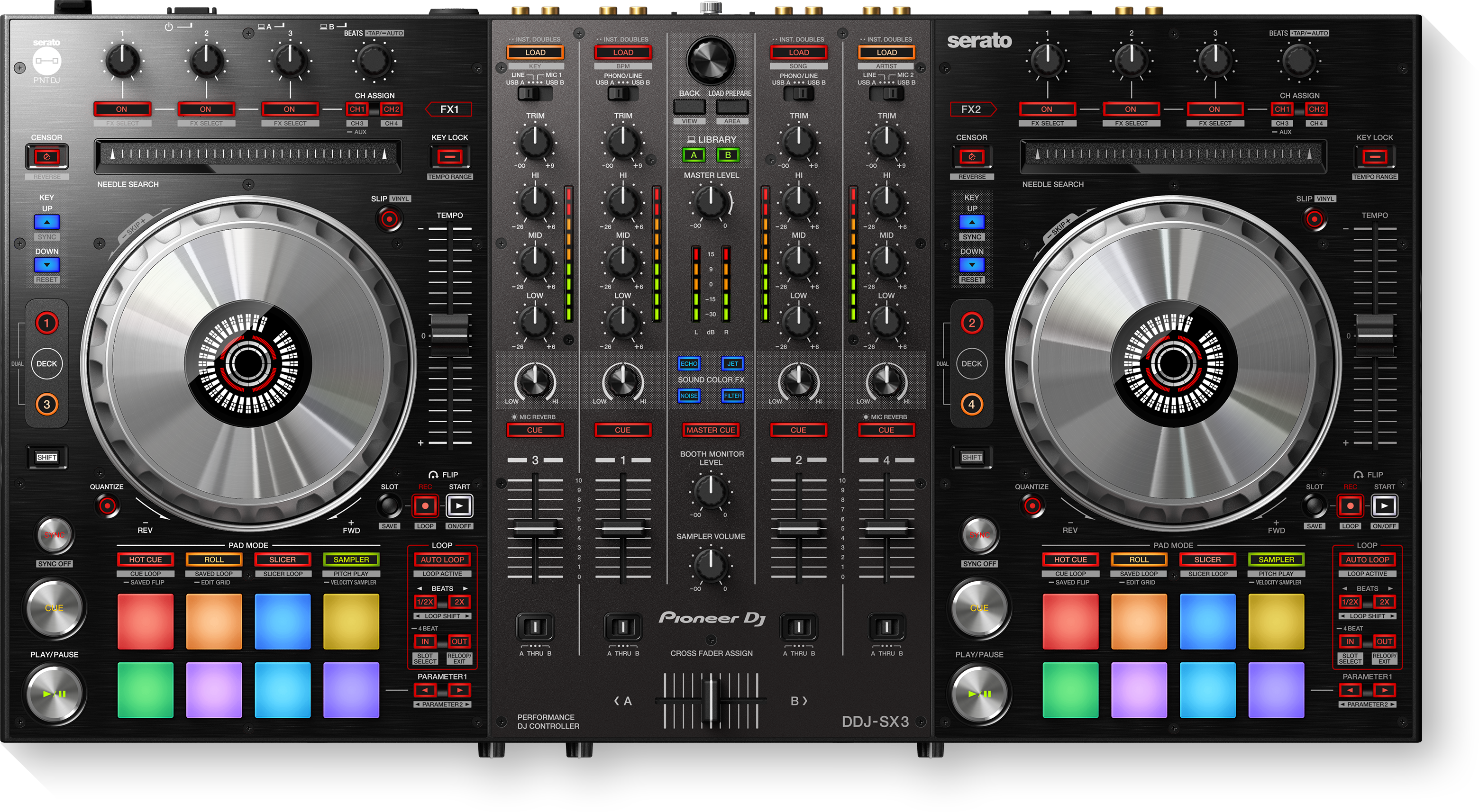 Download firmware or software for DDJ-SX3 - Pioneer DJ - Global